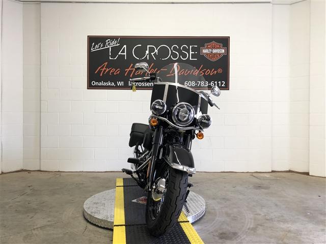 2019 Harley-Davidson Softail Heritage Classic 114 at La Crosse Area Harley-Davidson, Onalaska, WI 54650