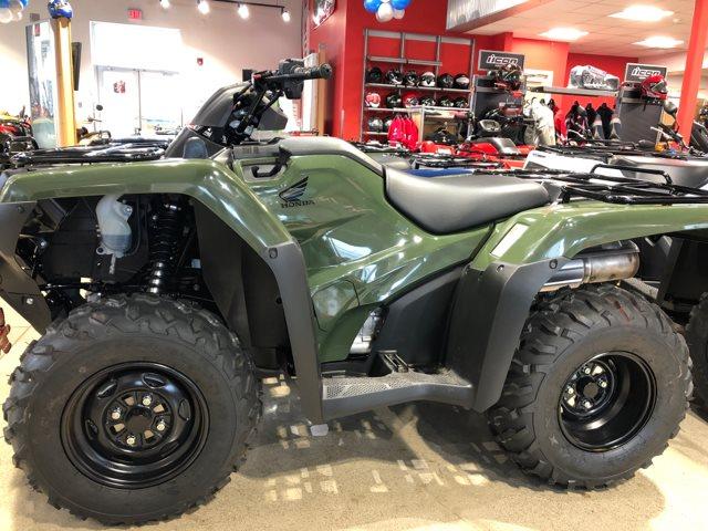 2019 Honda FourTrax Rancher 4X4 ES Electric Shift at Genthe Honda Powersports, Southgate, MI 48195
