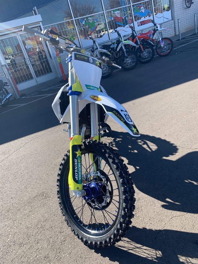 2020 Husqvarna FC 450 Rockstar Edition at Bobby J's Yamaha, Albuquerque, NM 87110