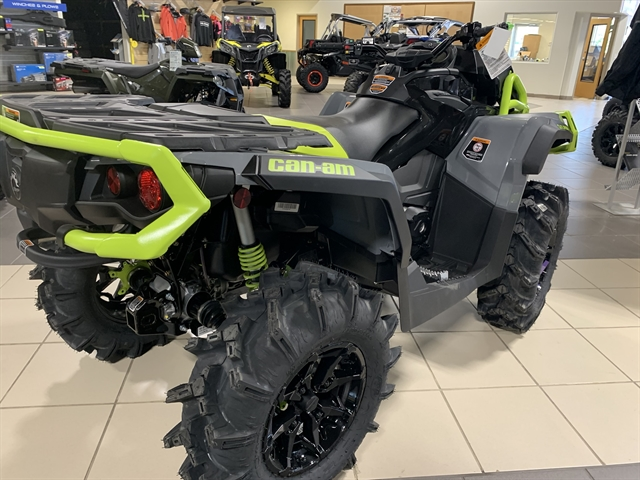2021 Can-Am Outlander X mr 1000R at Star City Motor Sports