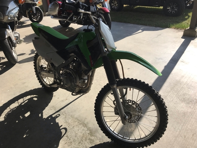 2018 Kawasaki KLX 140L 140L at Dale's Fun Center, Victoria, TX 77904