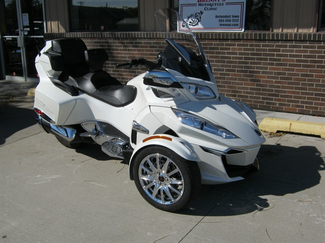 2017 Can Am Spyder RT Limited--SE6 at Brenny's Motorcycle Clinic, Bettendorf, IA 52722