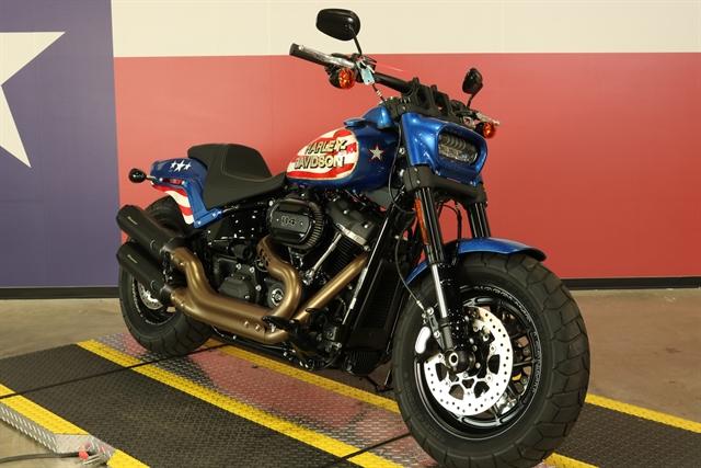 2020 Harley-Davidson Softail Fat Bob 114 at Texas Harley