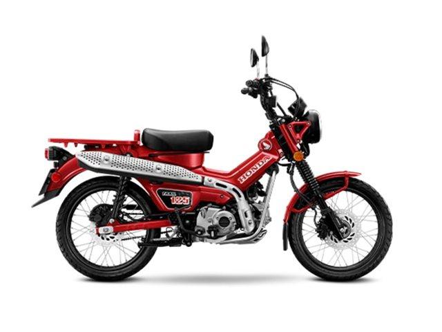 2021 Honda Trail 125 ABS at Friendly Powersports Slidell