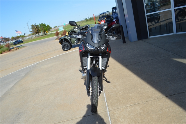 2020 Honda Africa Twin Base at Shawnee Honda Polaris Kawasaki