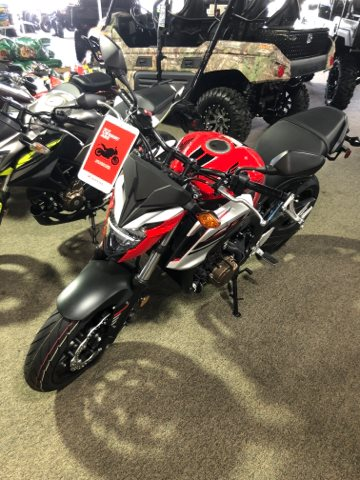 2018 Honda CB650F Base at Dale's Fun Center, Victoria, TX 77904