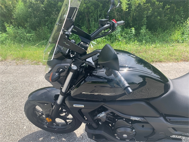 2014 Honda CTX 700N DCT ABS at Powersports St. Augustine