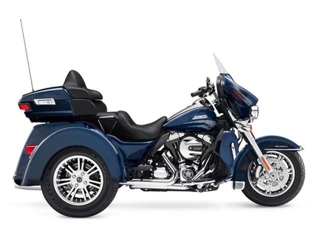 2016 Harley-Davidson Trike Tri Glide Ultra at Lentner Cycle Co.