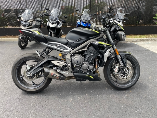 2020 Triumph Street Triple RS at Tampa Triumph, Tampa, FL 33614