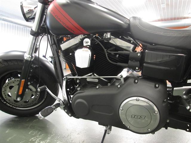 2016 Harley-Davidson Dyna Fat Bob® at Hunter's Moon Harley-Davidson®, Lafayette, IN 47905