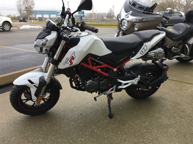 2020 Benelli TNT 135 at Randy's Cycle, Marengo, IL 60152
