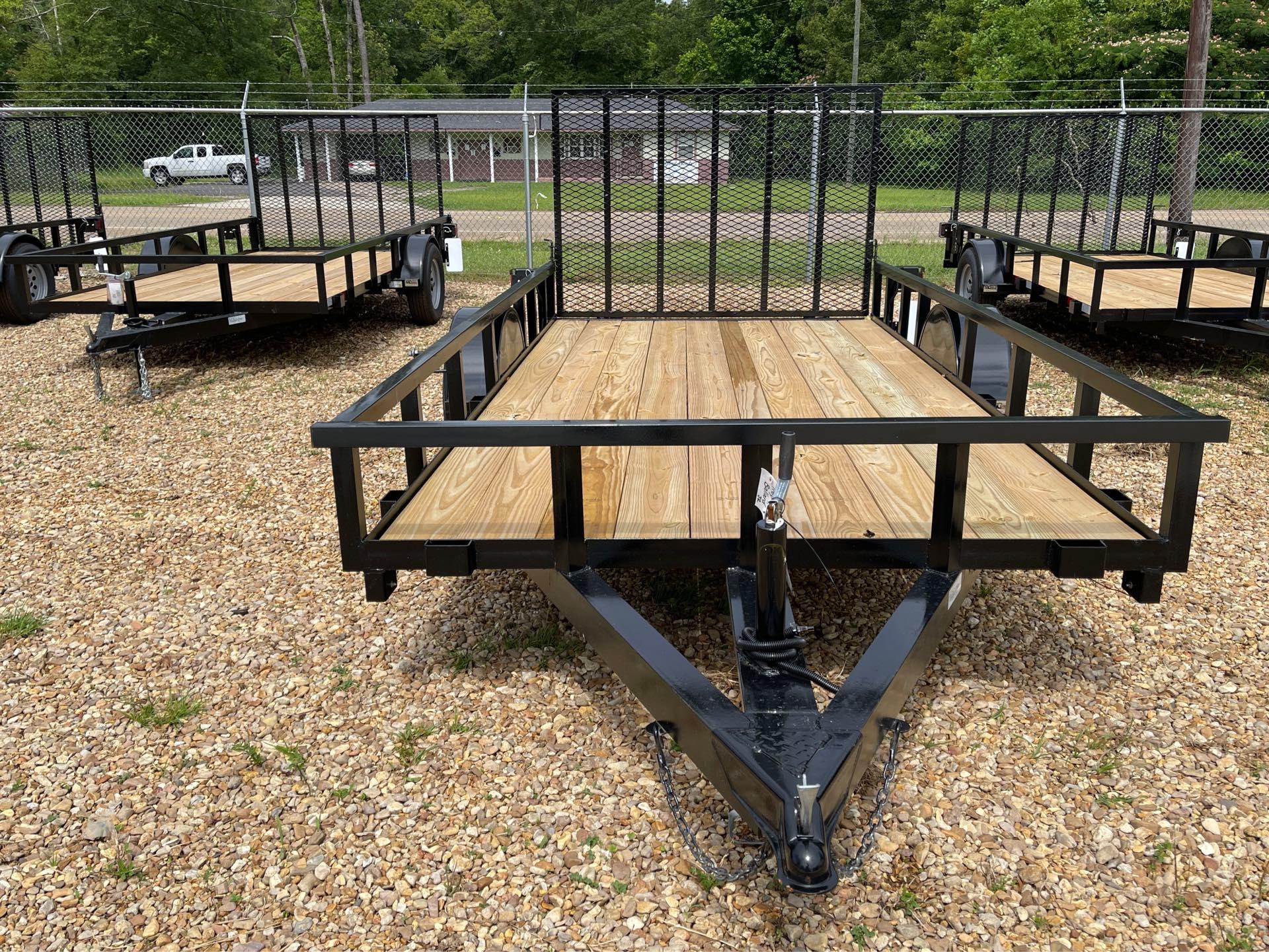2022 MCCLAIN TRAILERS 6X13 at ATV Zone, LLC