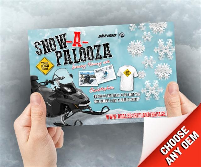 2019 Winter Snow-A-Palooza Powersports at PSM Marketing - Peachtree City, GA 30269