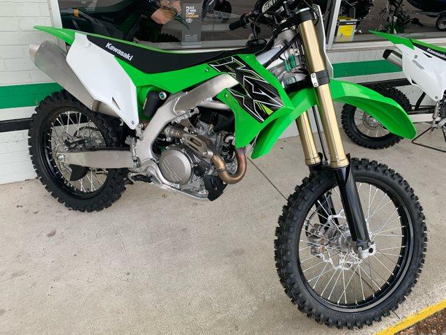 2019 Kawasaki KX 450 at Jacksonville Powersports, Jacksonville, FL 32225
