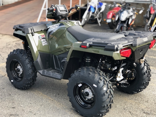 2019 Polaris Sportsman 570 EPS at Lynnwood Motoplex, Lynnwood, WA 98037