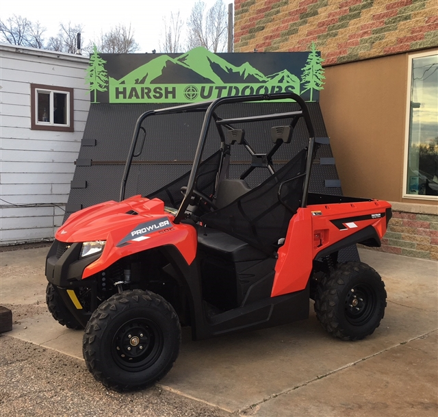 2018 Textron Off Road Prowler 500 at Harsh Outdoors, Eaton, CO 80615