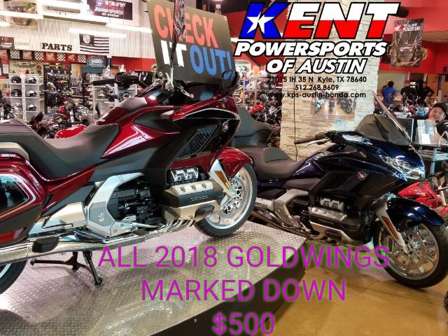 2009 Honda Gold Wing Audio / Comfort at Kent Powersports of Austin, Kyle, TX 78640