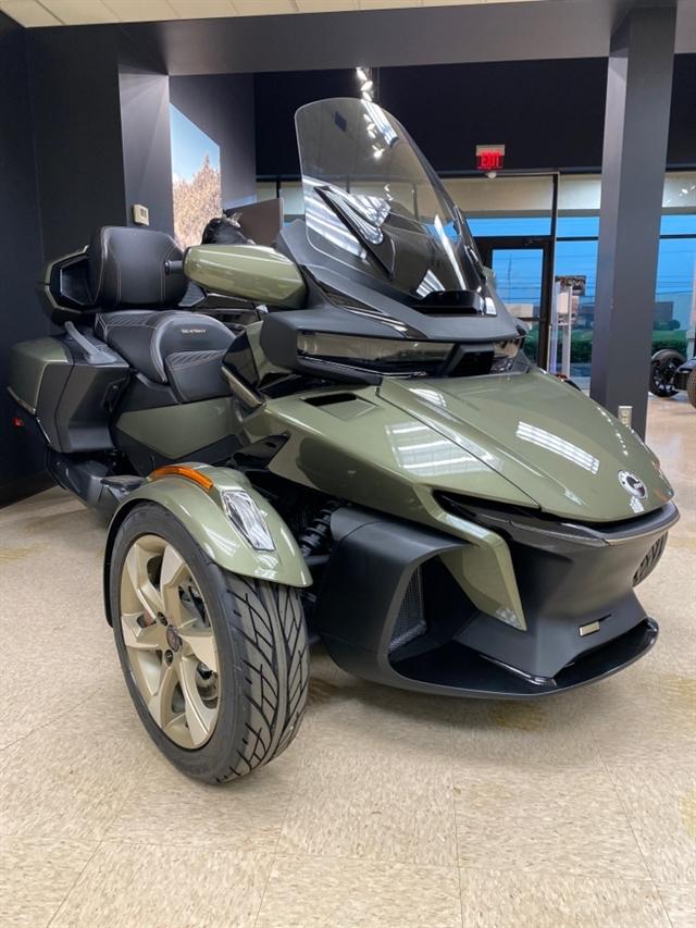2021 Can-Am Spyder RT Sea-To-Sky at Sloans Motorcycle ATV, Murfreesboro, TN, 37129