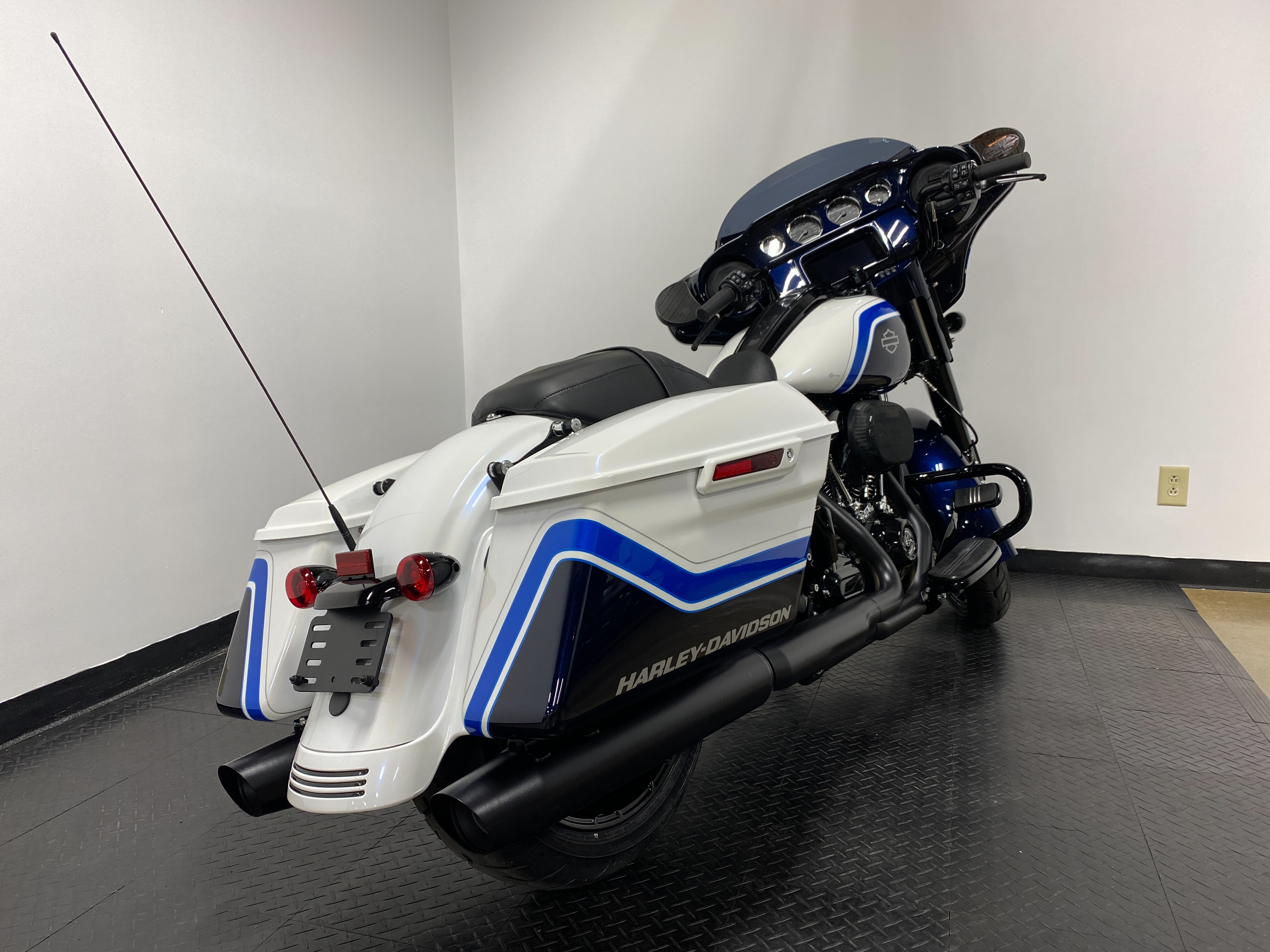 2021 Harley-Davidson Grand American Touring Street Glide Special at cannonball harley-davidson