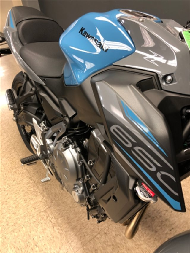 2019 Kawasaki Z650 ABS at Sloan's Motorcycle, Murfreesboro, TN, 37129