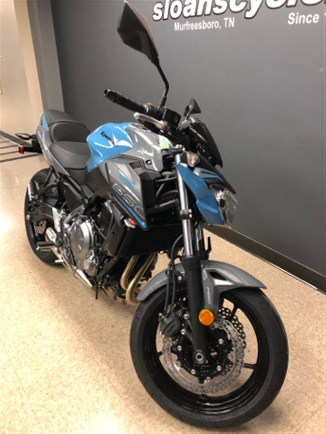 2019 Kawasaki Z650 ABS at Sloan's Motorcycle, Murfreesboro, TN, 37129