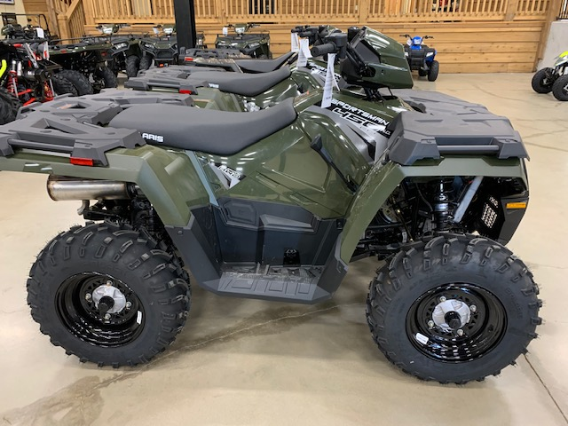2020 Polaris Sportsman 450 HO Base at Got Gear Motorsports