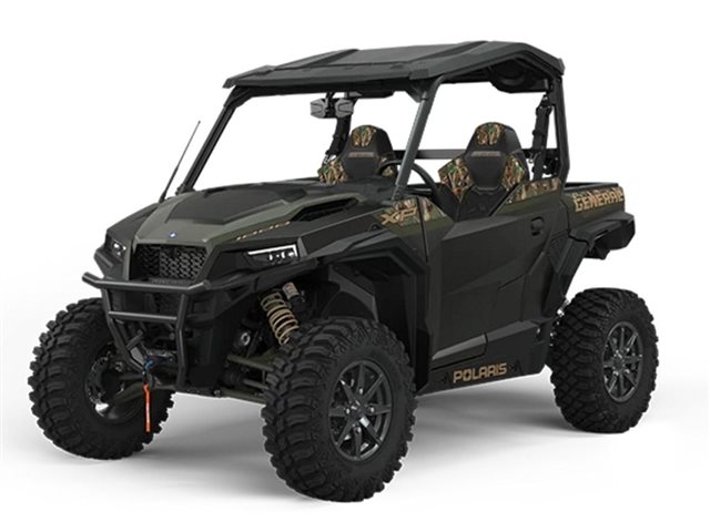 2022 Polaris General XP 1000  Deluxe RIDE COMMAND Camo at Friendly Powersports Baton Rouge