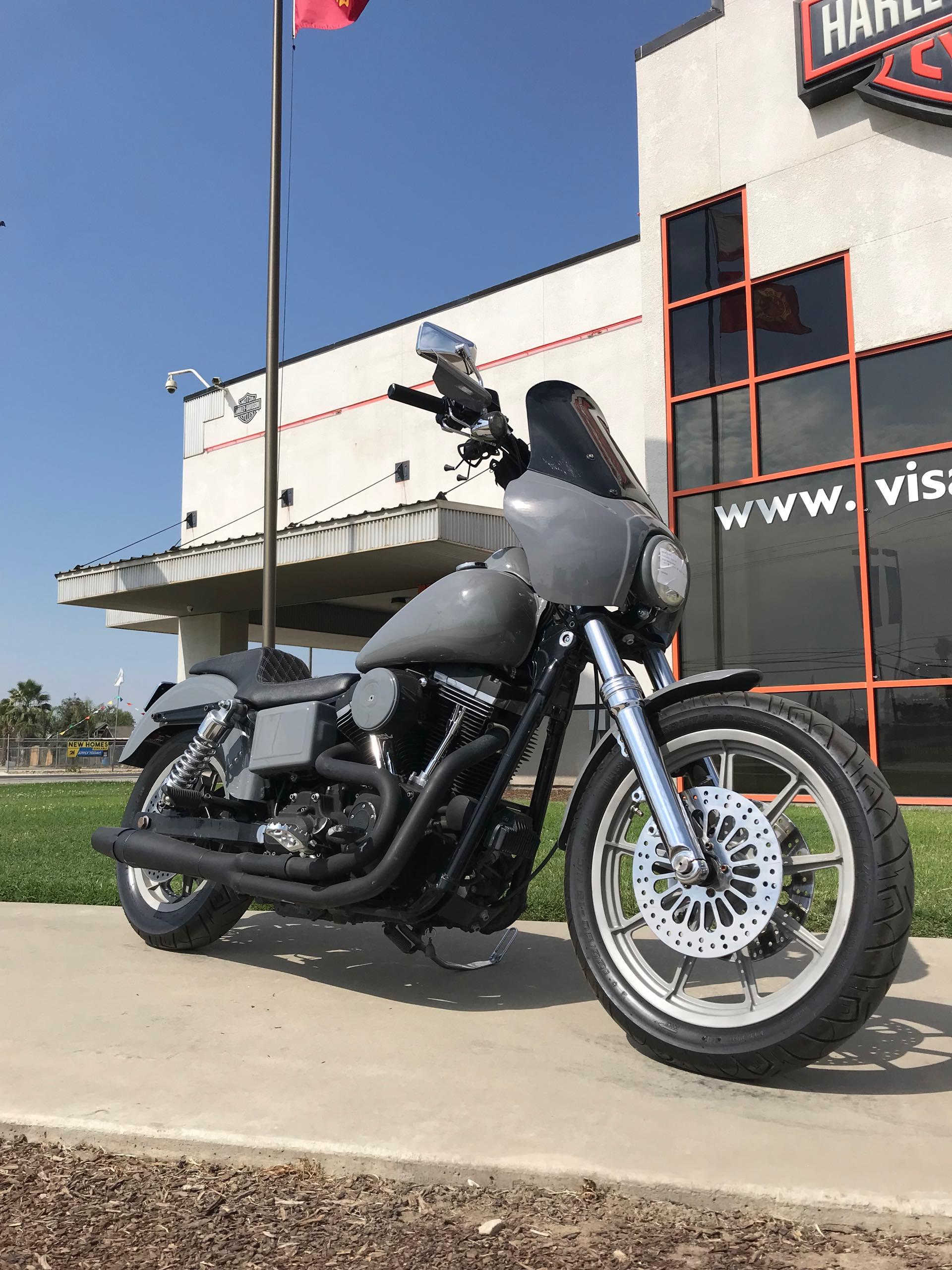 2014 Harley-Davidson Dyna Street Bob at Visalia Harley-Davidson