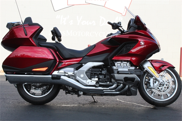 2018 Honda Gold Wing Tour DCT at Aces Motorcycles - Fort Collins