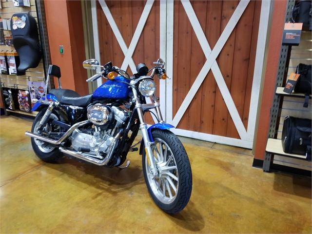 2004 Harley-Davidson Sportster 883 at Legacy Harley-Davidson