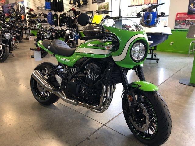 2019 Kawasaki Z900 Cafe at Kawasaki Yamaha of Reno, Reno, NV 89502
