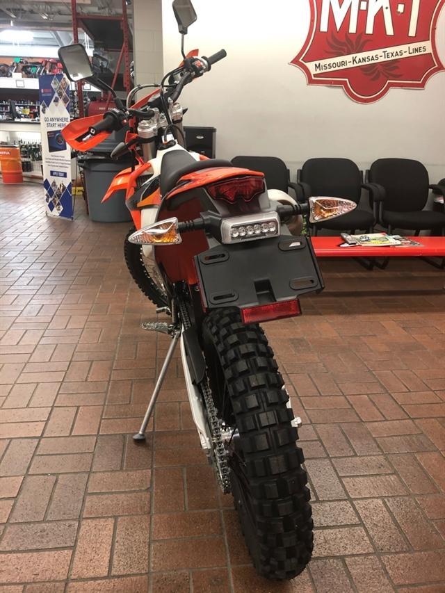 2021 KTM EXC 500 F at Wild West Motoplex