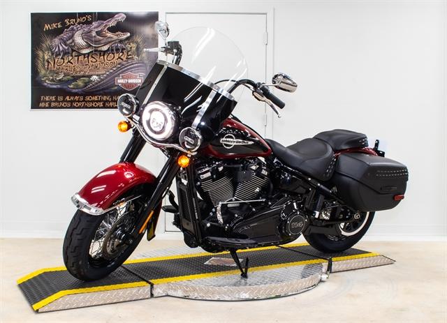 2020 Harley-Davidson FLHCS at Mike Bruno's Northshore Harley-Davidson
