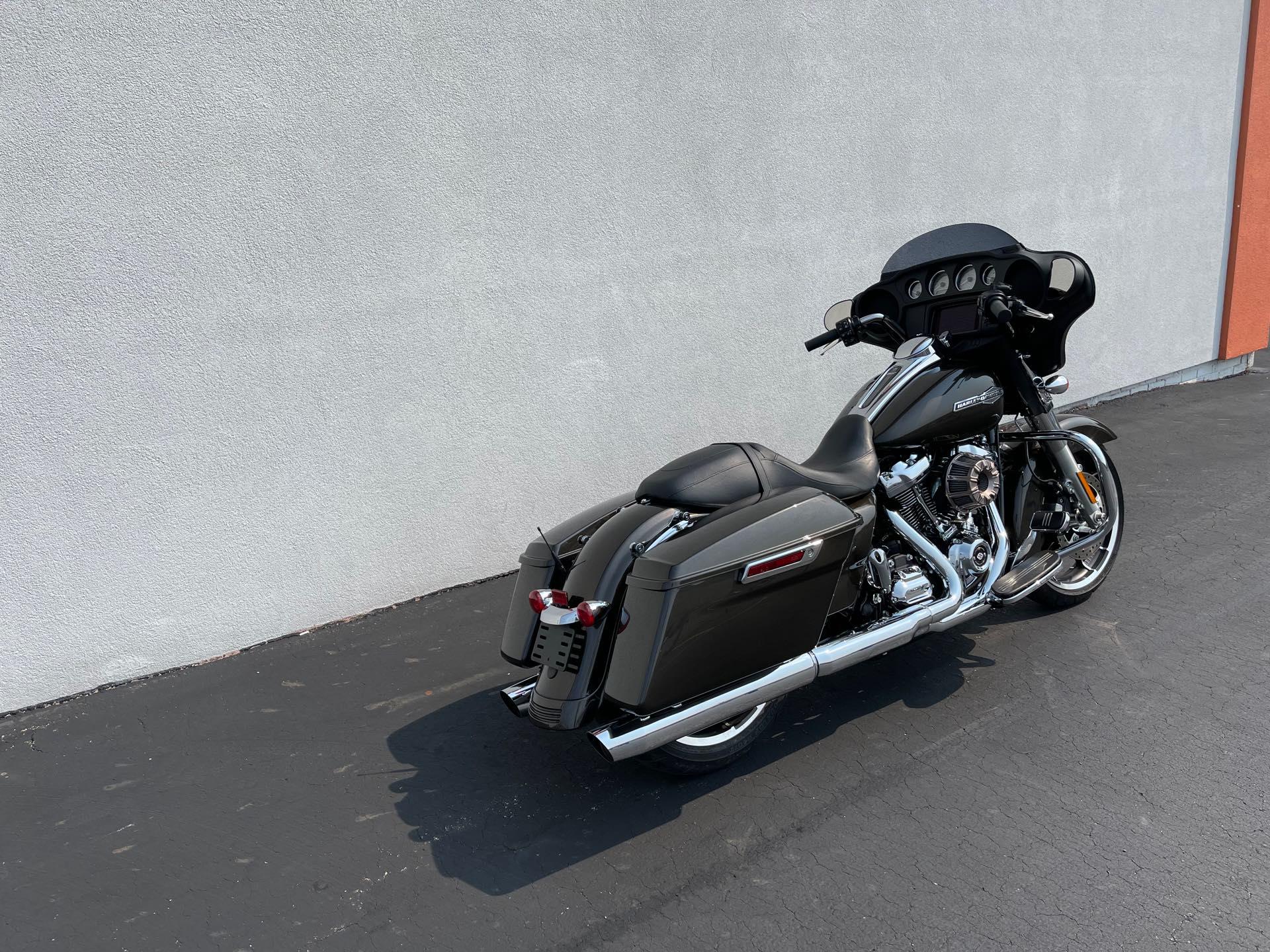 2021 Harley-Davidson Grand American Touring Street Glide at Thunder Harley-Davidson