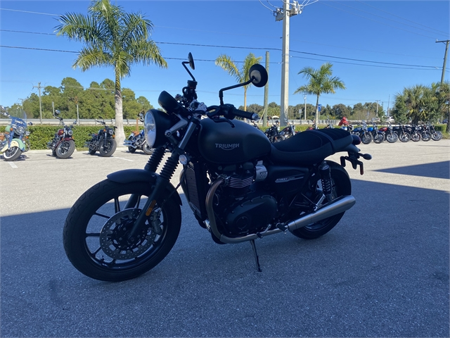2021 Triumph Street Twin Base at Fort Myers