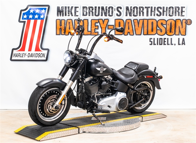 2014 Harley-Davidson FLSTFB103 at Mike Bruno's Northshore Harley-Davidson