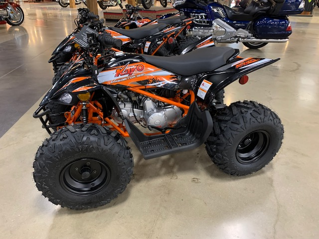 2021 KAYO AT125 at Got Gear Motorsports