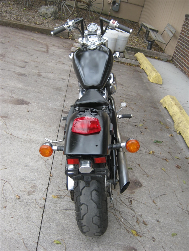 1997 Honda VLX600 Bobber Shadow at Brenny's Motorcycle Clinic, Bettendorf, IA 52722