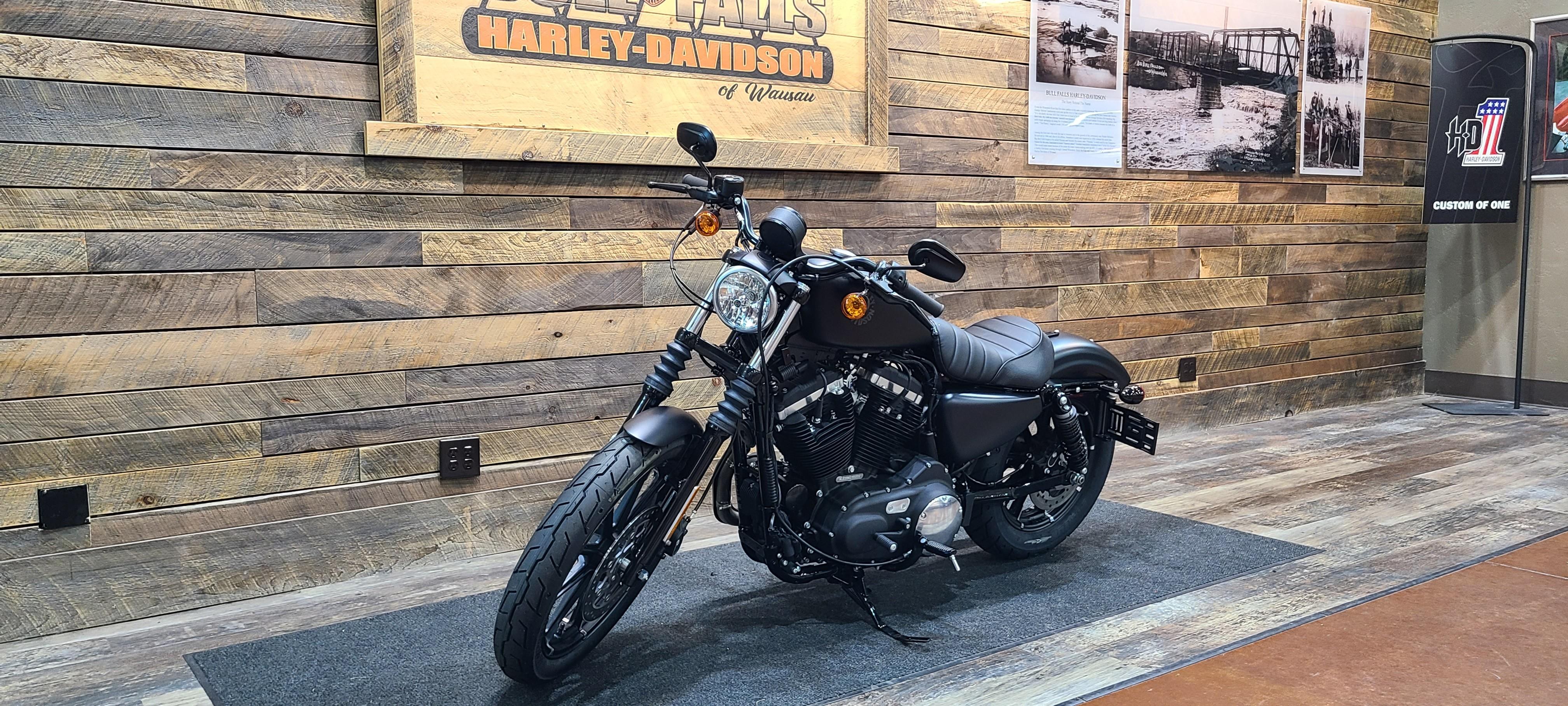 2021 Harley-Davidson Cruiser XL 883N Iron 883 at Bull Falls Harley-Davidson