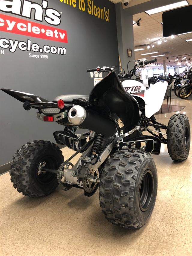 2020 Yamaha Raptor 700 at Sloans Motorcycle ATV, Murfreesboro, TN, 37129