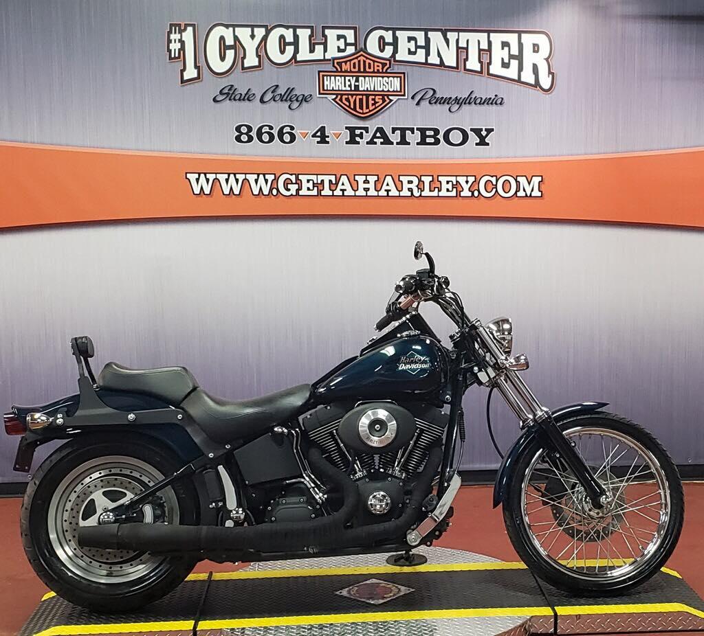 2002 Harley-Davidson FXSTBI at #1 Cycle Center Harley-Davidson