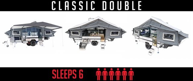 2020 Black Series Classic Double Classic Double at Youngblood RV & Powersports Springfield Missouri - Ozark MO