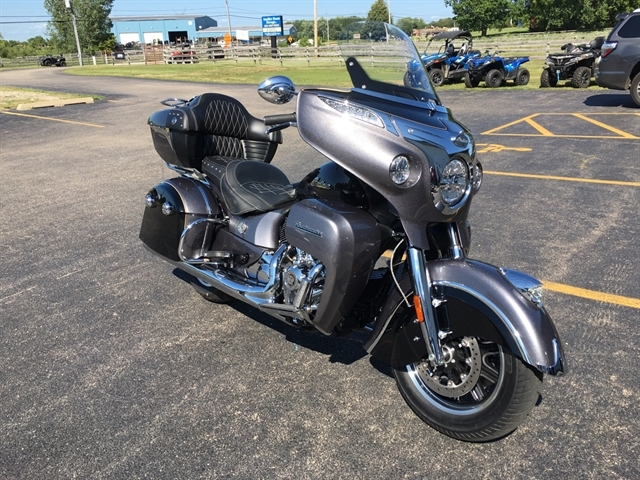 2016 Indian Roadmaster Base at Randy's Cycle, Marengo, IL 60152
