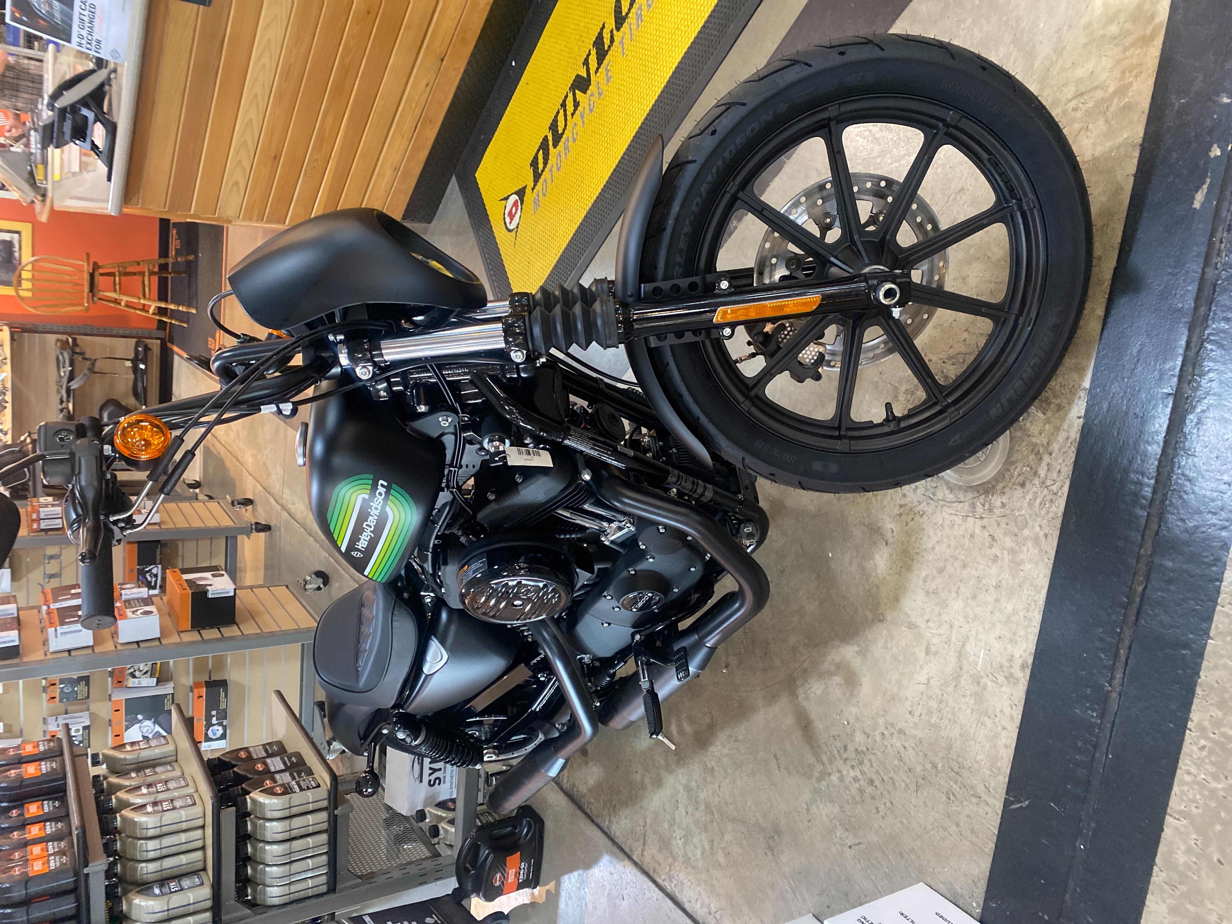 2021 Harley-Davidson Street XL 1200NS Iron 1200 at Outpost Harley-Davidson