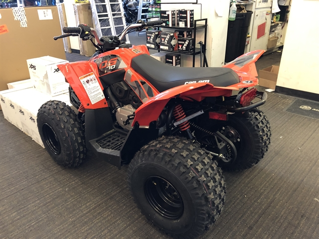 2020 Can-Am DS 70 at Power World Sports, Granby, CO 80446