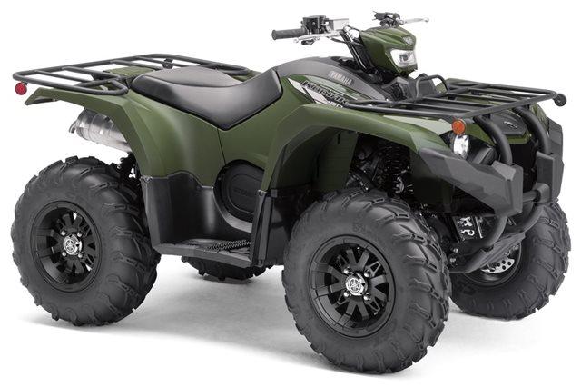 2021 Yamaha Kodiak 450 at Sky Powersports Port Richey