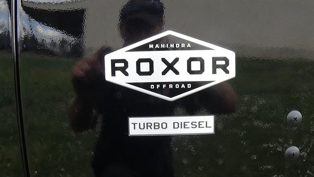 2019 Mahindra Roxor Base at Big Sky Harley-Davidson