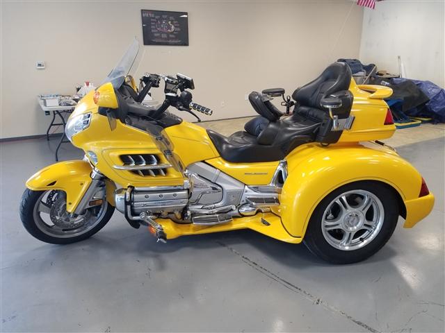 2005 Honda Gold Wing Base at Freedom Rides, Lincoln, CA 95648
