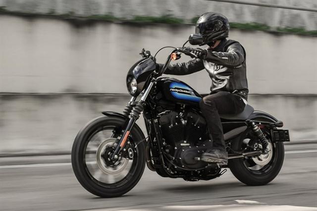 2018 Harley-Davidson Sportster Iron 1200 at Bumpus H-D of Memphis