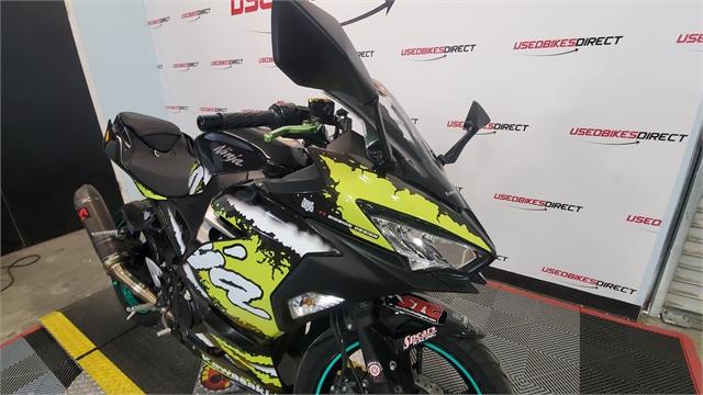 2018 Kawasaki Ninja 400 ABS at Used Bikes Direct